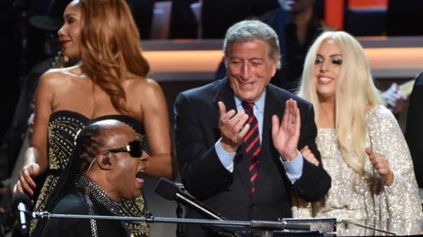 "Lady Gaga & Stevie Wonder To Lead NBC ""Tony Bennett Tribute"" Special"
