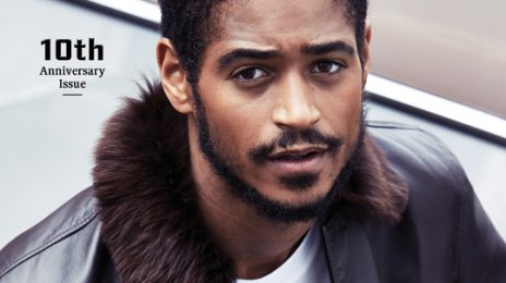 'How To Get Away With Murder's Alfred Enoch Covers BLEU