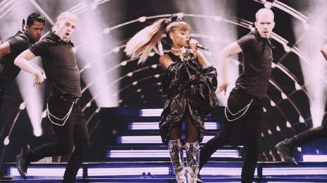 Watch: Ariana Grande Wows With 'Whitney Houston Medley' On ''Greatest Hits