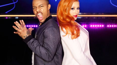 Christina Aguilera & Bow Wow Team For New Musical Game Show
