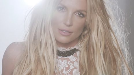 Confirmed:  New Britney Spears Song Due This Week