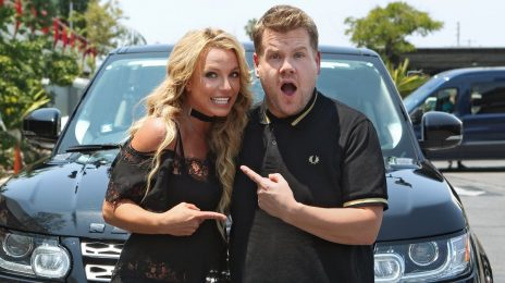 Britney Spears Confirms 'Carpool Karaoke'