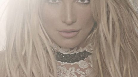 Competition:  Win A Free Copy of Britney Spears' New Album 'Glory'