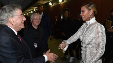 "Tony Bennett: ""I'd Love To Collaborate With Beyonce"""