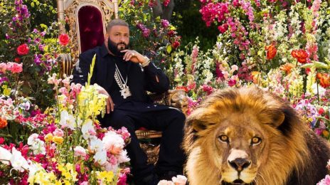 Billboard 200:  DJ Khaled Dethrones Drake After 12 Weeks At #1