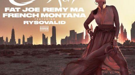 Video Trailer: Fat Joe, Remy Ma, & French Montana's 'Cookin' [Watch]
