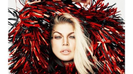 Fergie Covers Paper Magazine / Muses On Comeback