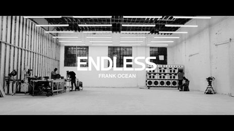 Stream:  Frank Ocean's New Album 'Endless'