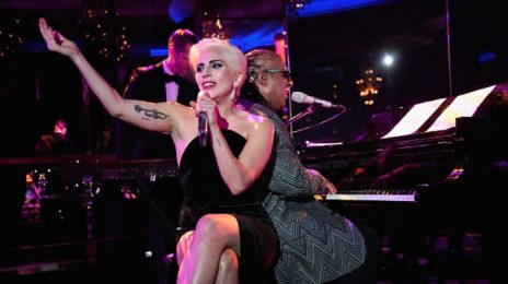 Hot Shots: Lady Gaga Stuns With Stevie Wonder At Tony Bennett's 90th Birthday