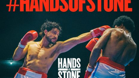 Report:  Usher's 'Hands of Stone' Bombs At the Box Office