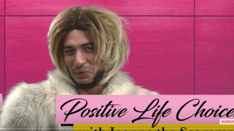 Watch: 'Positive Life Choices With Joanne The Scammer'