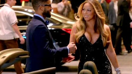 Jussie Smollett Spills On Duetting With Mariah Carey On 'Empire'