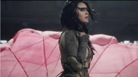 Katy Perry Releases New 'Rise' Video Teaser / Reveals Date Of Debut