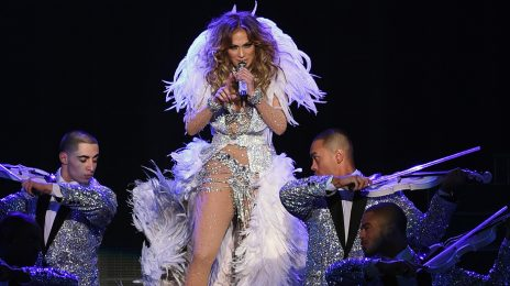Winning!  Jennifer Lopez Crushes Britney Spears Las Vegas Residency Record