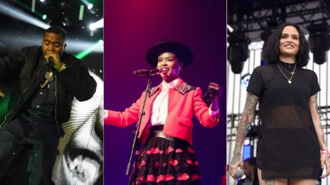 Nas & Kehlani To Join Lauryn Hill On U.S. Tour