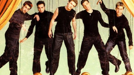 NSYNC To Receive Star On Hollywood Walk Of Fame Next Month