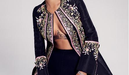 Watch:  Rihanna Announces 'Love on the Brain' As Official Next Single  #ICYMI