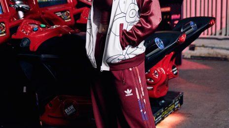 Rita Ora Adidas Debuts Adidas Originals Fall/Winter 2016 Range