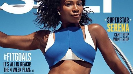 Serena Williams Stuns For SELF Magazine