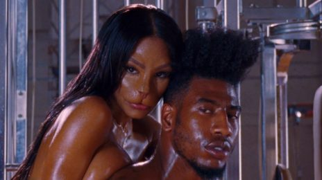 New Video: Kanye West - 'Fade (Starring Teyana Taylor)'