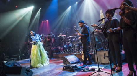 Must See:  Lauryn Hill Wows 'Austin City Limits' With 'Ex Factor' & More