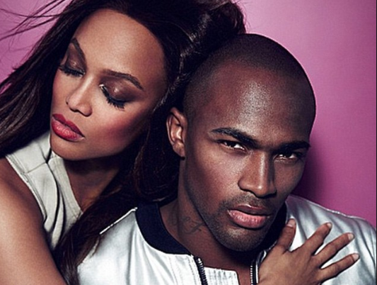 Exclusive: America's Next Top Model Star Keith Carlos ...