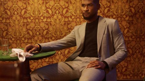 Usher Dazzles In 'Flaunt' / Dishes On New Album & Pressures Of Staying Current