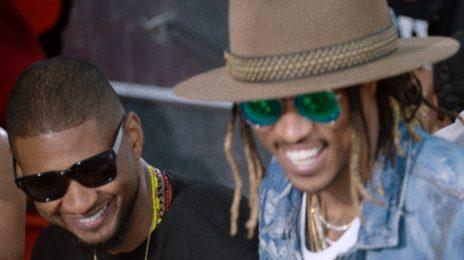 New Video: Usher - 'Rivals (ft. Future)'