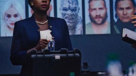 "'Suicide Squad': ""Meet Enchantress (Starring Viola Davis & Cara Delevingne)'"