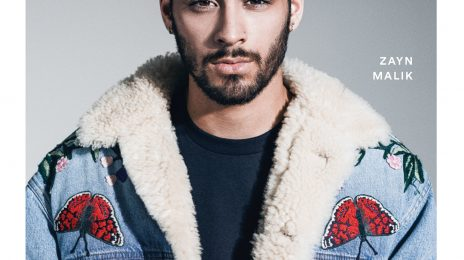 Hot Shots:  Zayn Malik Poses It Up For 'Highsnobiety' Magazine