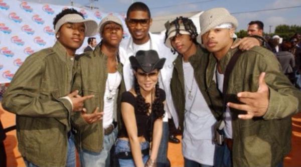 Usher-b2k-jhene