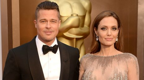 Breaking: Angelina Jolie Files For Divorce From Brad Pitt