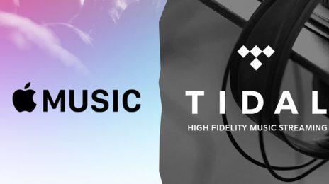 Apple Music Exec Denies Rumors Of TIDAL Purchase