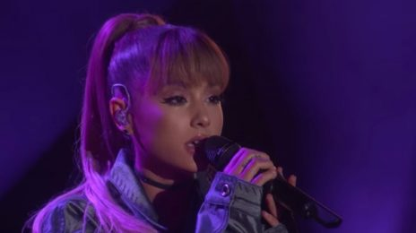 Watch: Ariana Grande Soars On 'Ellen' With 'Into You / Side To Side' Medley