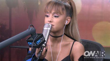 Ariana Grande Roasts Ryan Seacrest