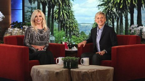 Sneak Peek: Britney Spears Takes 'Glory' To 'Ellen'