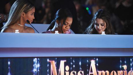 Hot Shots: Ciara Glows At 'Miss America 2017'