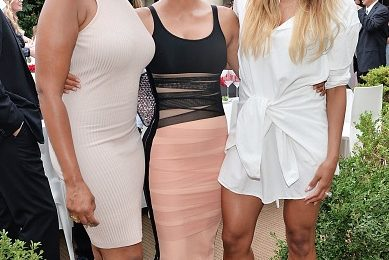 Hot Shots: Ciara, Jennifer Hudson, & Halle Berry Stun At Revlon Luncheon