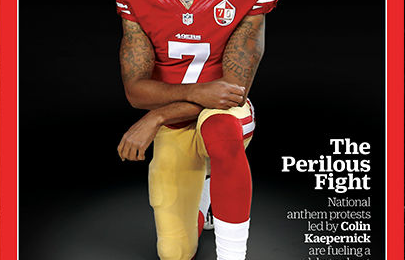 Did You Miss It? Colin Kaepernick Covers TIME
