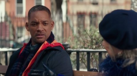 Movie Trailer: 'Collateral Beauty' [Starring Will Smith]