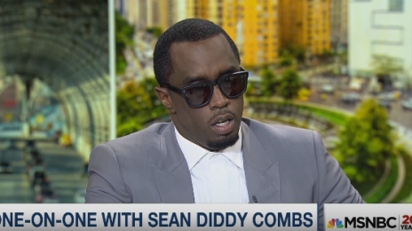 Diddy Encourages The African-American Electorate To Make Hillary Clinton Work For Its Vote