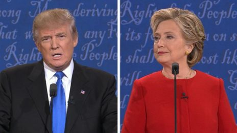 Watch: The 2016 Presidential Debate (Donald Trump Vs Hillary Clinton)'
