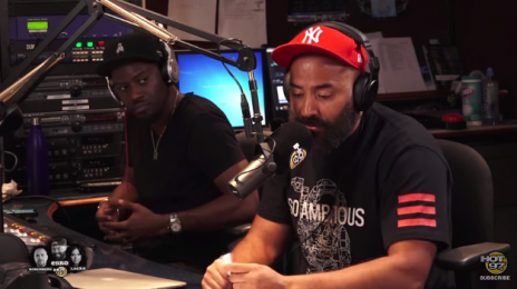 Did You Miss It? Ebro Darden Weighs In On Terence Crutcher Murder