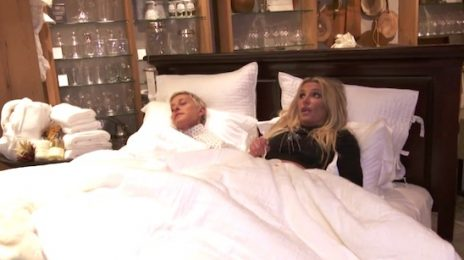Watch: Britney Spears' Hilarious 'Ellen' Visit [Full]