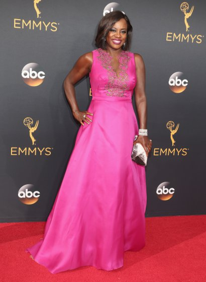 LOS ANGELES, CA - SEPTEMBER 18: Actress Viola Davis attends the 68th Annual Primetime Emmy Awards at Microsoft Theater on September 18, 2016 in Los Angeles, California. (Photo by Todd Williamson/Getty Images)
