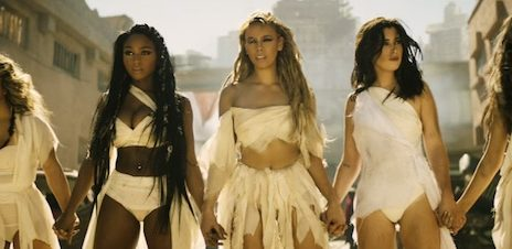 New Video: Fifth Harmony - 'That's My Girl'