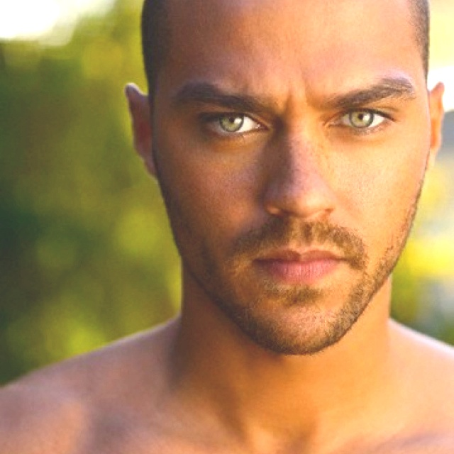 jesse williams young