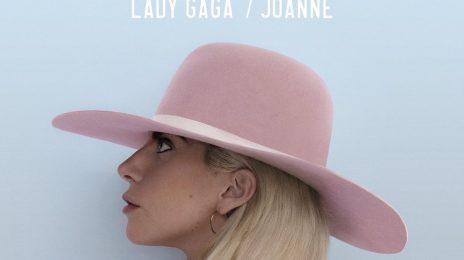 Lady Gaga Unveils 'Joanne' Album Cover