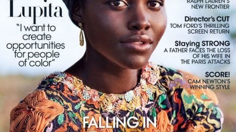 Lupita Nyong'o Takes Vogue To Kenya