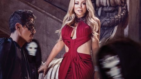 Mariah Carey Teases New Music With Provocative Shot